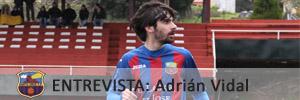 Entrevista a Adrián Vidal