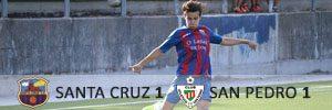 Santa Cruz 1 San Pedro 1