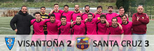 Visantoña 2 Santa Cruz 3