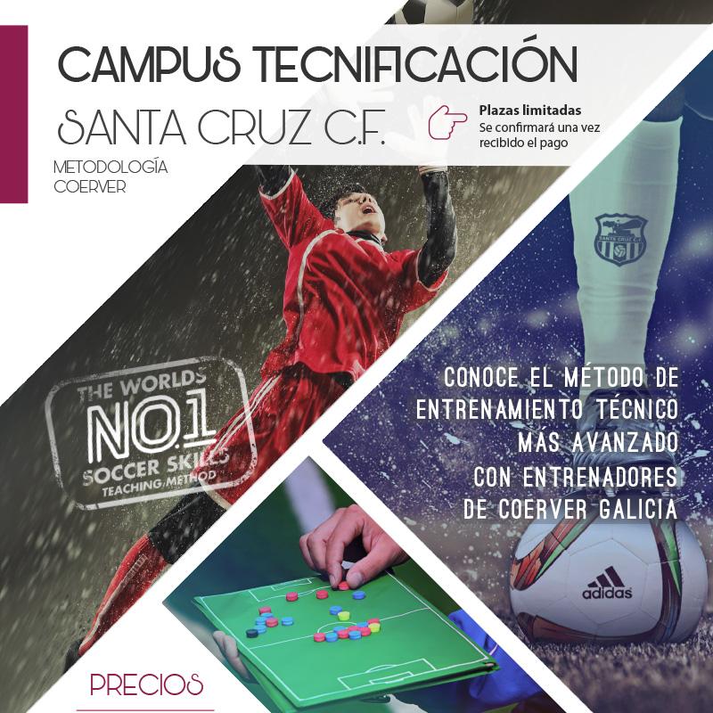 Campus Tecnificación Santa Cruz C.F.