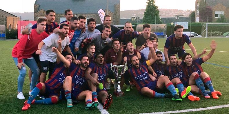 Celebración Final de Copa 2018-2019